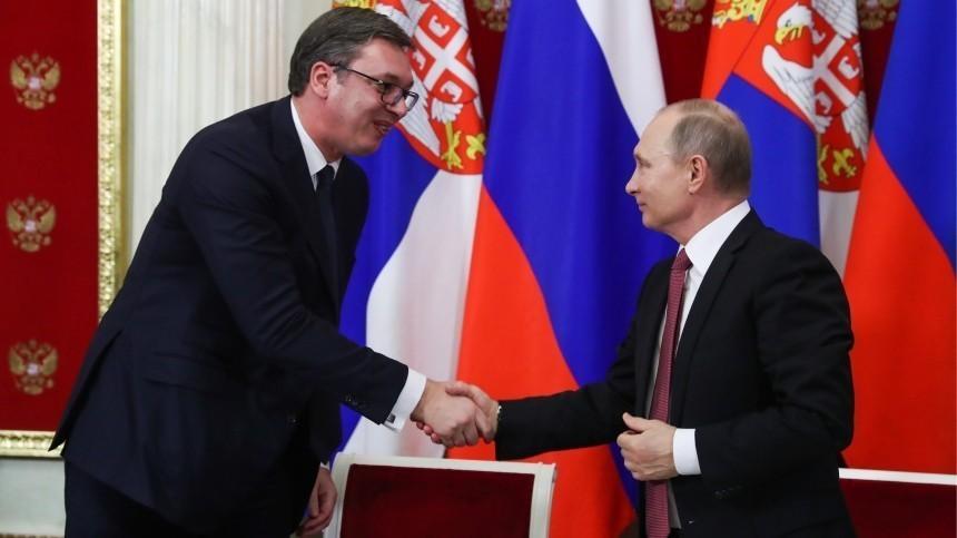 Мария Захарова пояснила подоплеку извинений Путина перед президентом Сербии