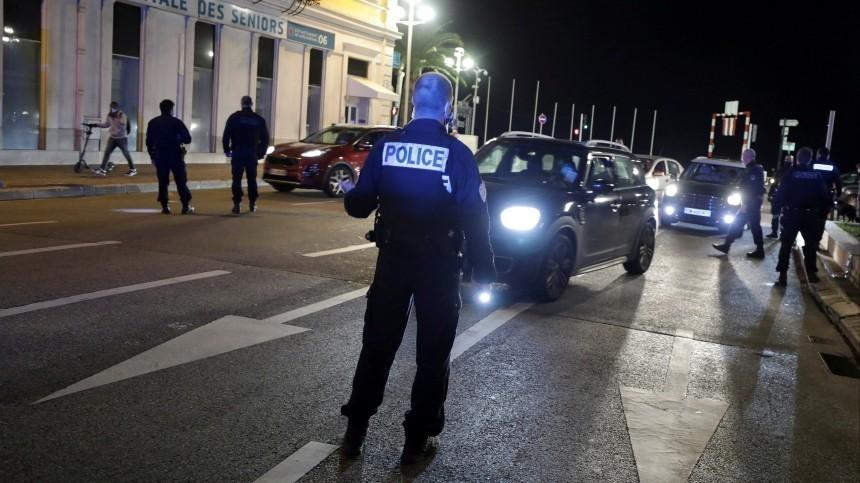 Поджоги ипогромы: уличные беспорядки охватили французский Лион— видео