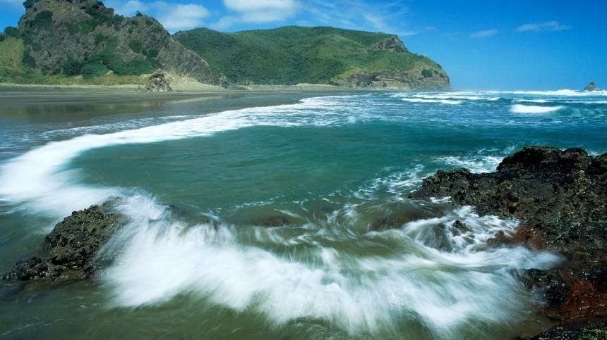 Землетрясение магнитудой 8,1 произошло уберегов Новой Зеландии