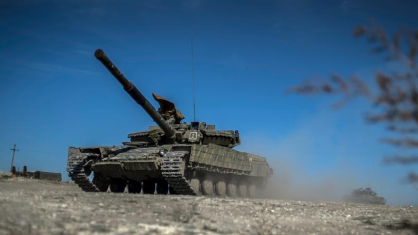 Киев пригрозил Москве радикальными мерами из-за конфликта вДонбассе