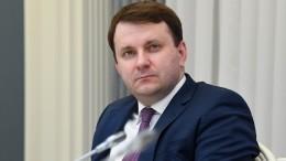 Коронавирус диагностирован упомощника президента РФОрешкина