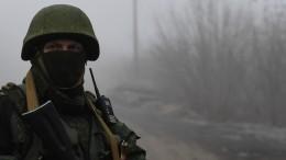 Пушилин обвинил Украину вподготовке нового наступления вДонбассе