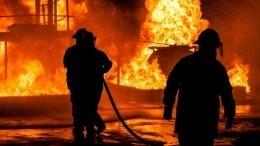 «Полыхал лед»: очевидец рассказал опожаре после прорыва напродуктоводе вЮгре
