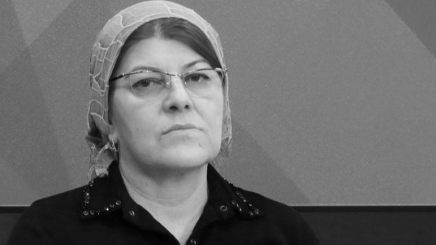 Умерла известная правозащитница Хеда Саратова