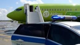 «Бросался стаканчиками»: пассажир бизнес-класса устроил дебош всамолете