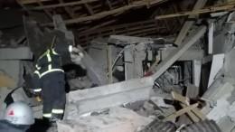 Взрыв газа прогремел вжилом доме вподмосковном Серпухове