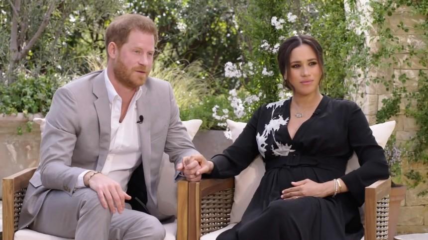 Принц Гарри иМеган Маркл назвали пол своего второго ребенка