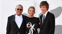Младший сын Андрея Кончаловского отказался идти постопам отца