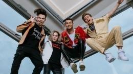 Группа NGM сИльей Милохиным планирует повторить успех Backstreet Boys