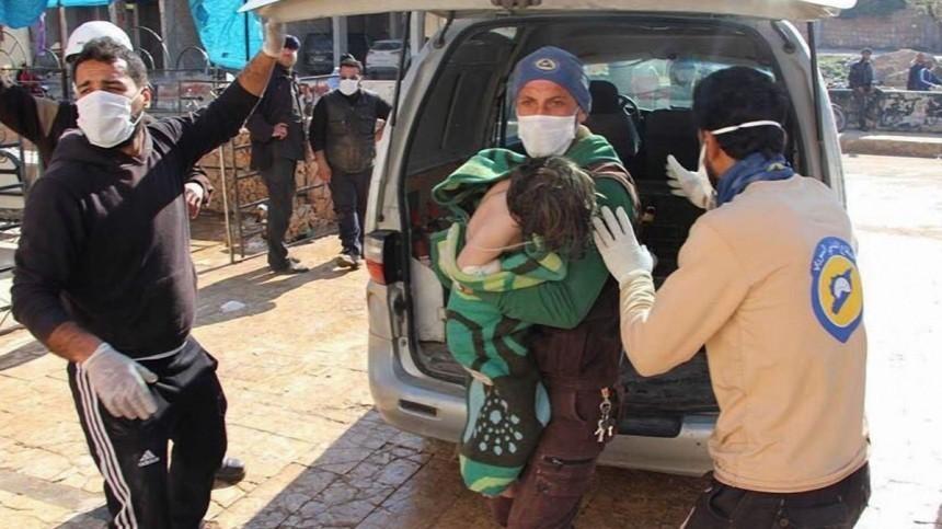 Террористы планируют инсценировать химатаку впровинции Идлиб вСирии