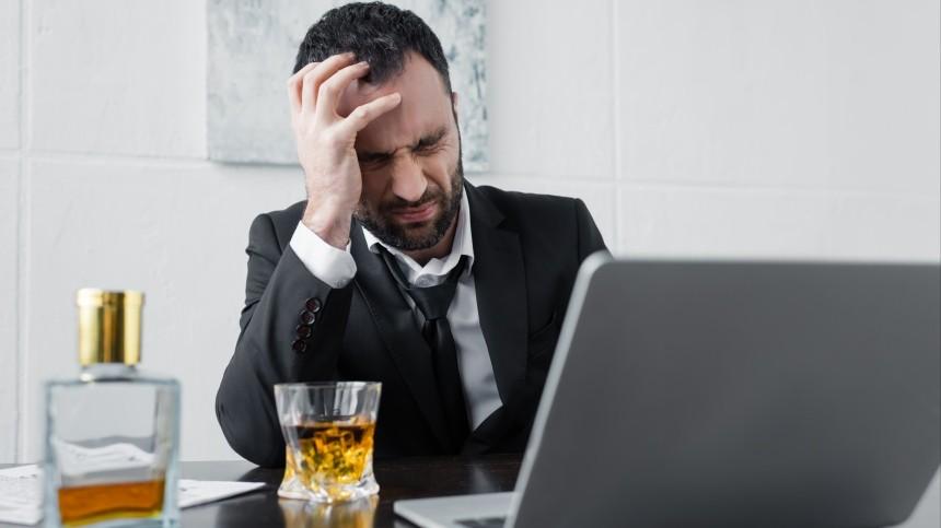 ВРоссии предлагают запретить алкоголикам занимать руководящие должности