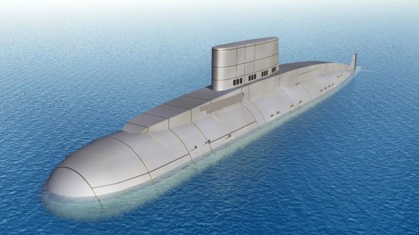 Первая серийная подлодка «Новосибирск» поступит навооружение ВМФ в2021 году