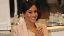 Британская королевская семья ответила наслова Меган Маркл орасизме