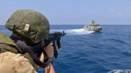 Российские военные отразили атаку подводных диверсантов научениях вТартусе