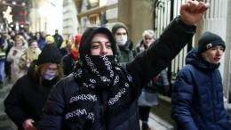 Глава ФСБ предупредил обугрозе терактов нанезаконных митингах