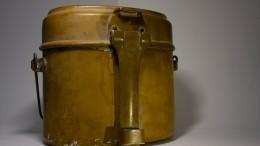 Солдатские котелки канут влету: Минобороны заменит алюминиевую посуду напластиковую