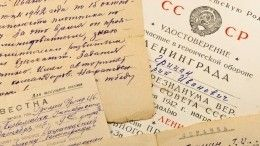 «Рассекречено»— ВПетербурге начался масштабная оцифровка архивов ВОВ