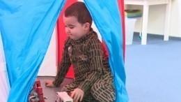 НаПятом канале акция «День добрых дел» для Амира Хакунова