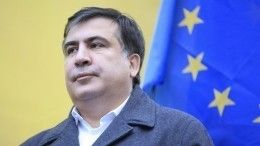 «Отсюда целым невыйдешь»: Саакашвили назвал Украину «государством-кидаловом»