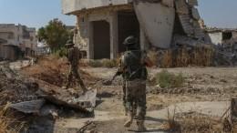 «Американцы говорили…»— вСирии задержаны работавшие наспецслужбы США боевики