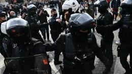 Видео: французы устроили погромы иподжоги вЛионе из-за ДТП сшкольником