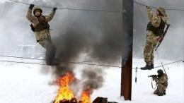 НаУкраине похвастались подготовкой военных силами НАТО кгородским боям