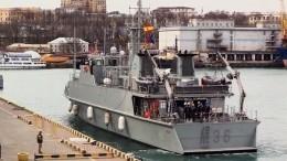 «Слезы счастья»: военкор высмеял «праздничное» прибытие кораблей НАТО вОдессу