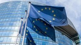 Дипломаты стран ЕСсогласовали новые санкции вотношении России иКитая