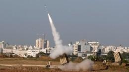 Сирены воздушной тревоги сработали наюге Израиля