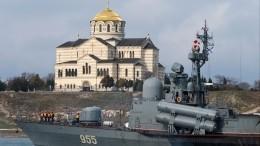 «Эти киты точно непоплывут»: Шеремет остратегии Киева повозвращению Крыма