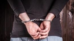 Видео задержания основателя ялтинской ячейки «Свидетелей Иеговы»
