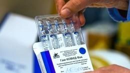 ВГермании признали эффективность российской вакцины «Спутник V»