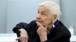 Скончалась внучка художника Кустодиева, хранитель шедевров даВинчи вЭрмитаже