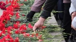 Память жертв палачей латышского легиона ССпочтили вНовгородской области