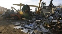 Теневой чугун: вГосдуме решили навести порядок впунктах сбора металлолома