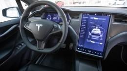 Как автомобиль Tesla спас жизнь своему водителю?