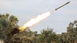 Минобороны Турции обвинило Сирию внанесении ракетных ударов поАлеппо