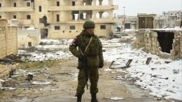 Завремя конфликта вСирии погибли 112 российских военных