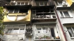 Еслибы нерешетки: отец исын сгорели заживо при пожаре вмногоэтажке Сочи