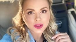 Анна Семенович блеснула насвоем дне рождения кольцом сбриллиантом