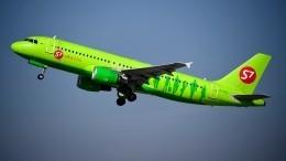 ВНовосибирске пассажирский самолет вернулся ваэропорт из-за неполадок