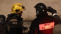Пять человек под Тамбовом могли погибнуть из-за сгоревшего телевизора
