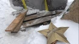 Бастрыкин взял под контроль дело осносе военного мемориала вЯкутии