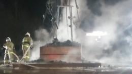 Виноваты дети: момент поджога памятника вТатарстане попал навидео