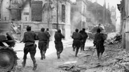 «Абсолютно неприемлемо»: Захарова предрекла Европе реабилитацию нацизма