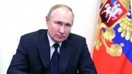 «Мыпоняли друг друга»: Байден сказал, как узнал овмешательстве Путина ввыборы