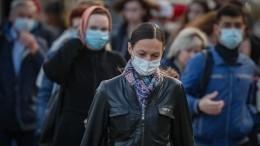 Попова назвала долю вакцинированных сотсутствием иммунитета кCOVID-19