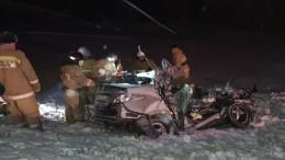 Три человека, включая ребенка, погибли вжутком ДТП сгрузовиком под Самарой
