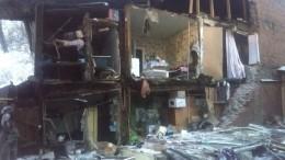 Остались без квартир: стена жилого дома рухнула вСамаре— видео