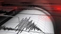 Мощное землетрясение произошло упобережья Алжира